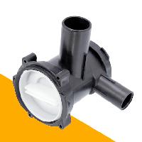 Фильтр сливного насоса Bosch, Siemens с корпусом 141874-1