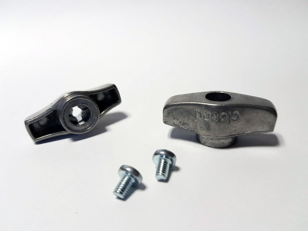 Ручка крана подпитки (2шт) на газовый котел Vaillant atmoTEC, turboTEC Pro\Plus mini R1 0020010292