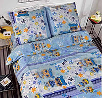 Двухспальный набор постельного Бязь Gold