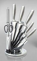 Набор кухонных ножей на подставке Royalty Line RL-KSS600-N 7pcs