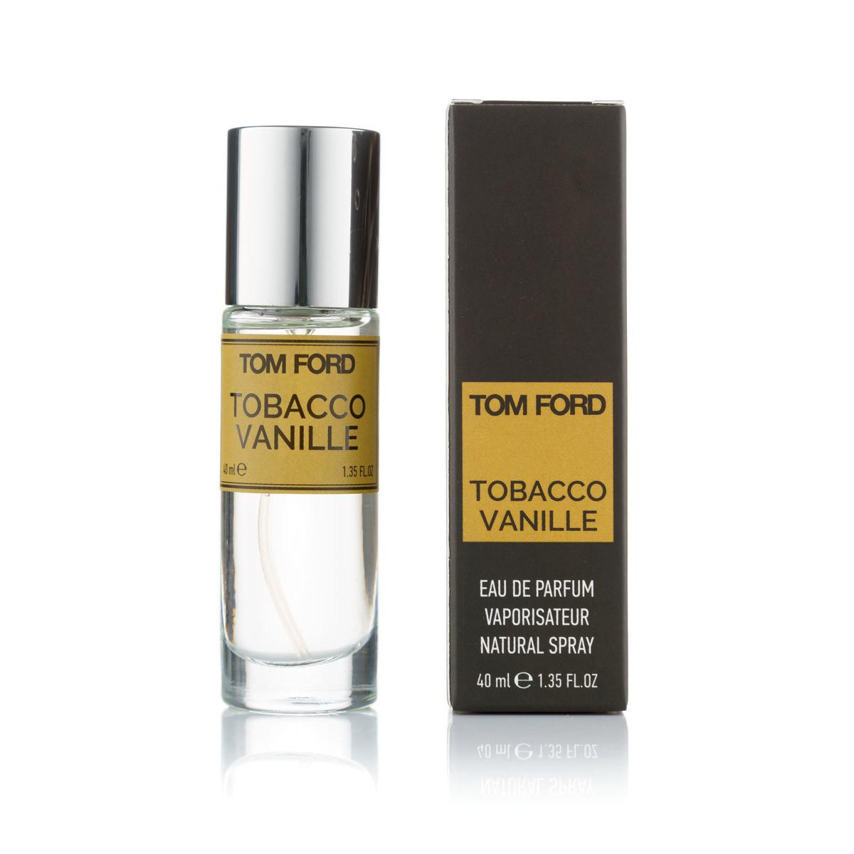 40 мл мини парфюм Tom Ford Tobacco Vanille (Унисекс)  (320)