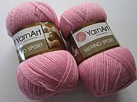 Меріно спорт - 784 рожевий
