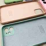 Цветной силиконовый чехол для Apple, фото 4