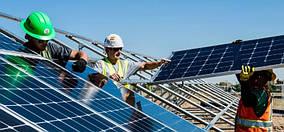 Проектування і монтаж сонячних станцій, оформлення зеленого тарифу