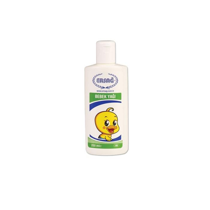 Детское массажное масло Ersag 200ml