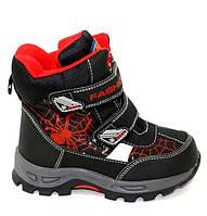 Зимние ботинки для мальчиков, фото 1