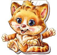 Забавные лапки. Котёнок Рос Ранок