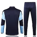 Тренировочный костюм Puma ФК Манчестер Сити 20/21 основной комплект, фото 2