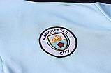 Тренировочный костюм Puma ФК Манчестер Сити 20/21 основной комплект, фото 3