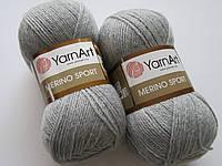 Меріно спорт - 770 світло сірий
