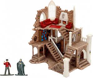 Игровой набор Jada Гарри Поттер Грифиндорская башня + фигурки Гарри и Снейпа 20х30х26 см  253185001