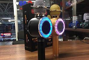 Бездротовий караоке, мікрофон KTV WS 858 Bluetooth