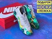 Бутсы Килиана Мбаппе Nike Mercurial Superfly 7/найк меркуриал суперфлай/ копы, фото 1