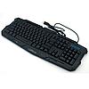 Игровая клавиатура с подсветкой молния Atlanfa M200L - Проводная клавиатура Razer с тремя режимами подсветки, фото 5