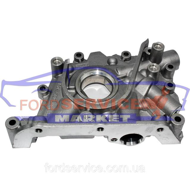 Система смазки двигателя авто