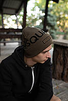 Шапка Dsquared2/Шапка Дискваред/шапка женская/шапка мужская/шапка хаки, фото 1