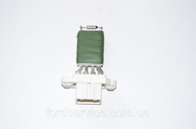 Резисторы системы охлаждения авто
