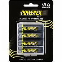 Аккумулятор POWEREX AA/LR6 2700mAh (4шт)
