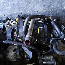 Двигатель 1.5 DCI K9K 724 RENAULT MEGANE II SCENIC 2 KANGOO CLIO