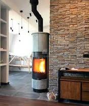 Краска Thermosilan (0,2л) для печей, каминов, мангалов и BBQ, фото 3