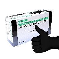 Перчатки SF Medical М 100 ШТ Черный, КОД: 2412291