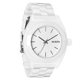 Чоловічий годинник Nixon Білий
