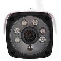 Комплект видеонаблюдения беспроводной DVR KIT CAD Full HD UKC 5519 на 8 камер, фото 2