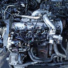 Двигатель 1.9 DCI F9Q 804 RENAULT MEGANE II SCENIC 2 TRAFIC VIVARO OPEL 96kW