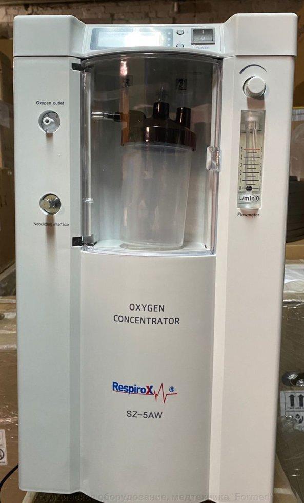 Кислородный концентратор с небулайзером, 5 л/мин (2020 год), Турция
