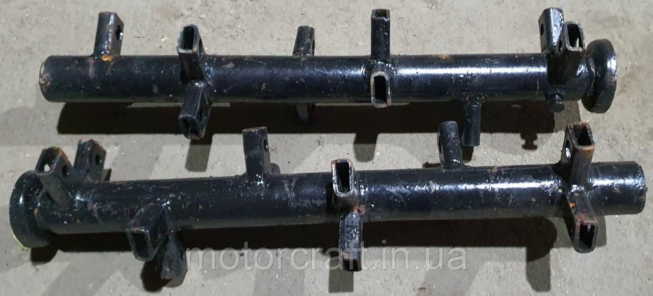 Трубы фрезы мотоблока 12 ножей (комплект) л+п L=550mm