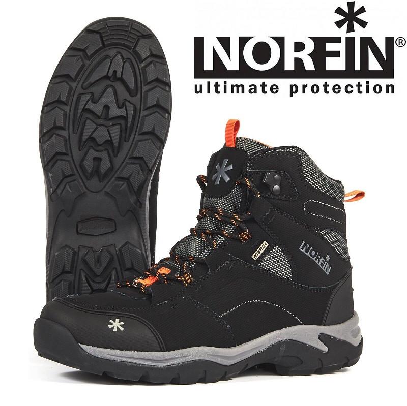 Ботинки трекинговые мембранные Norfin MISSION BL