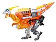 Динобот Трансформер Велоцираптор SB378 динозавр+автомат, кулі-присоски, фото 2