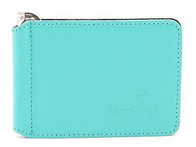 Кожаный зажим для банкнот высокого качества SHVIGEL 00345