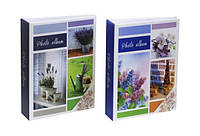 Фотоальбом 10*15см 200 фото Колаж пласт. кишені