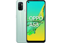 Смартфон OPPO A53 4/64GB (mint cream) +Чехол, фото 1
