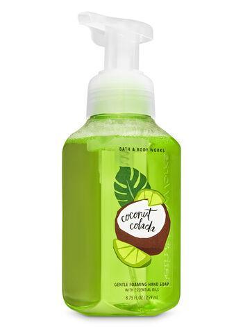 Мыло-пена для рук Bath and Body Works - Coconut Colada