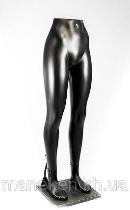 """Ноги """"Алена""""PN3 (черный) (201) к под-ке, фото 2"""