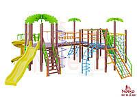 Детские площадки и их эволюция