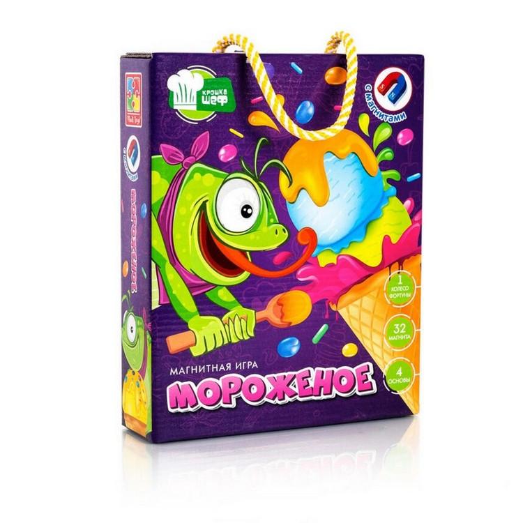 Гра магнітна Мороженое Рос Vladi Toys