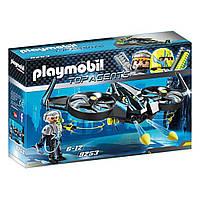 """Игровой набор """"Мега дрон"""" Playmobil (4008789092533)"""