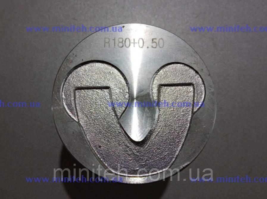 Поршень дв. R-180 рем. + 0,5 (за вибіркою)