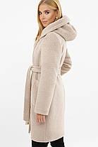 Пальто жіноче П-333 Розмірна сітка: 40, 42, 44, фото 2