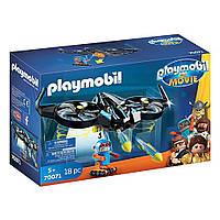 """Ігровий набір """"Роботитрон з дроном"""" Playmobil (4008789700711)"""