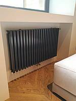 Дизайнерский горизонтальный трубчатый радиатор Quantum 2 Betatherm, фото 1