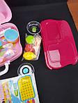 Детский чемоданчик для деток (Кухня) Happy Chef для игры, фото 2