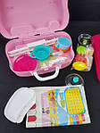 Детский чемоданчик для деток (Кухня) Happy Chef для игры, фото 3
