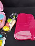 Детский чемоданчик для деток (Кухня) Happy Chef для игры, фото 4