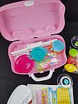 Детский чемоданчик для деток (Кухня) Happy Chef для игры, фото 5