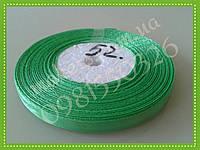 Лента для упаковки подарков светло-зеленая