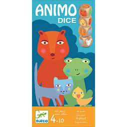 """DJECO Игра """"Animo dice"""""""